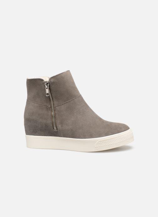Boots en enkellaarsjes Steve Madden Wanda Wedge Sneaker Grijs achterkant