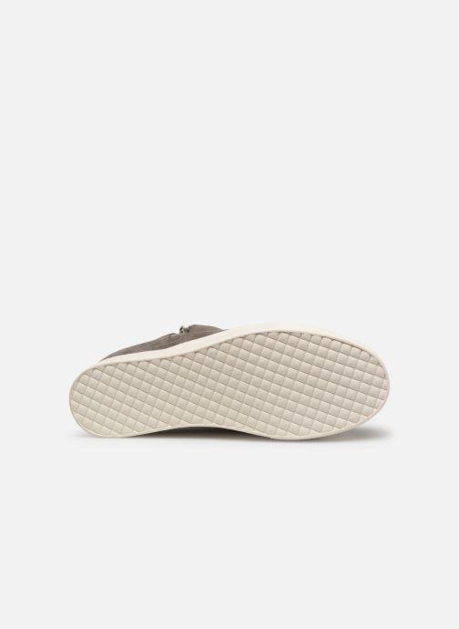 Bottines et boots Steve Madden Wanda Wedge Sneaker Gris vue haut