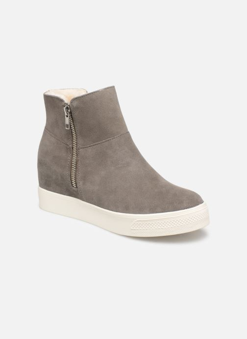 Bottines et boots Steve Madden Wanda Wedge Sneaker Gris vue détail/paire