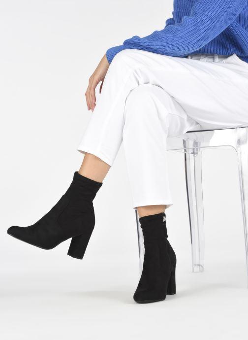 Bottines et boots Steve Madden Avenue Ankle Boot Noir vue bas / vue portée sac