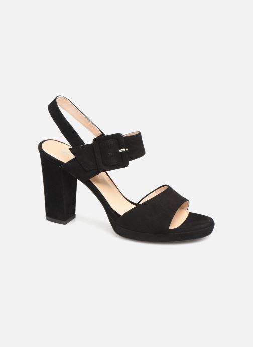 Sandales et nu-pieds Georgia Rose Lybocla Noir vue détail/paire
