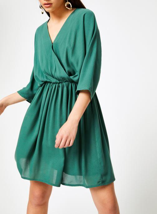 Kleding Louizon Robe Capra Groen rechts