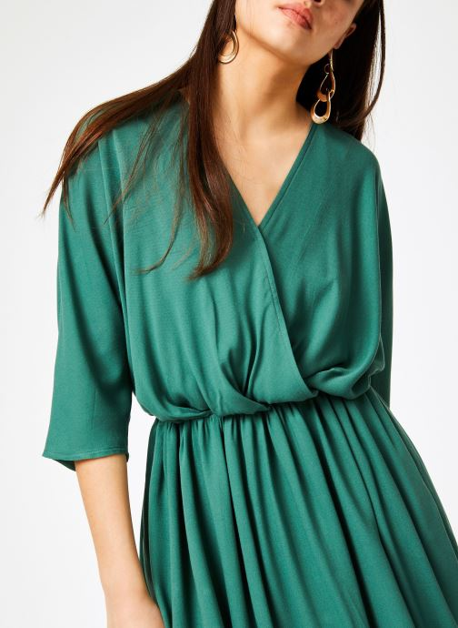 Kleding Louizon Robe Capra Groen detail