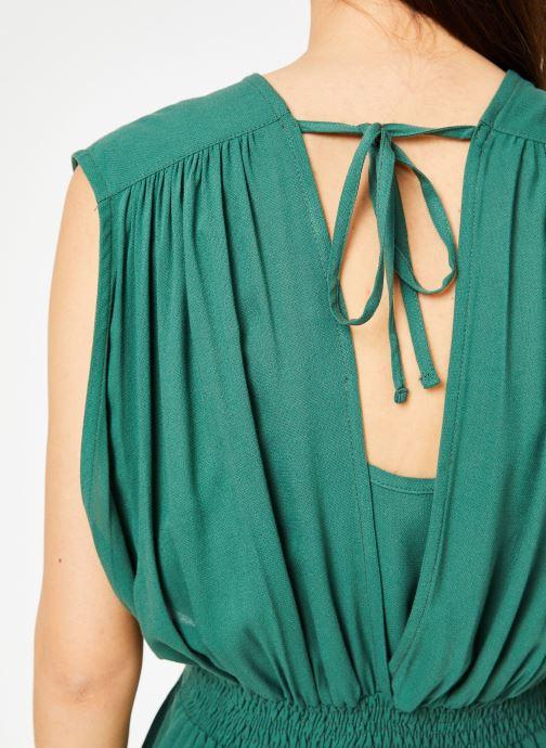 Vêtements Louizon Robe Cassavettes Vert vue face