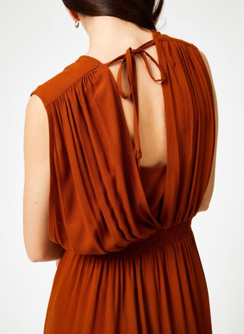 Vêtements Louizon Robe Cassavettes Marron vue détail/paire