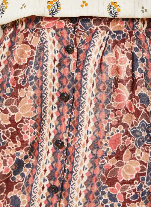 Vêtements Louizon Jupe Bacall Multicolore vue face
