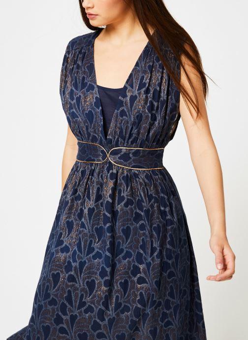 Vêtements Louizon Robe Bucolique Bleu vue détail/paire