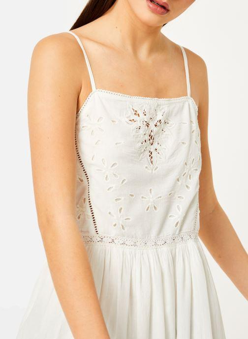 Vêtements Louizon Robe Gerwig Blanc vue face