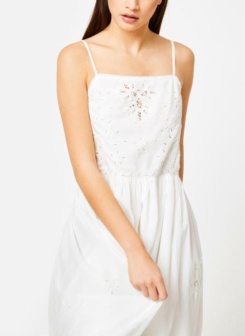 Vêtements Louizon Robe Gerwig Blanc vue droite
