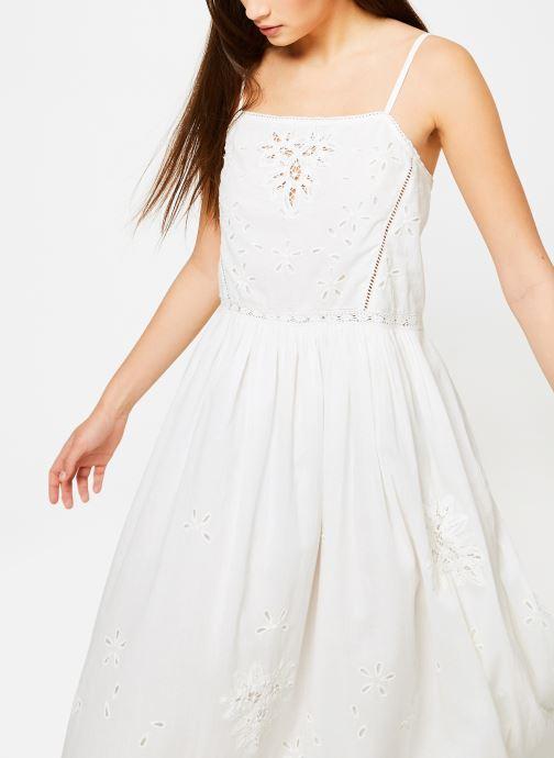 Vêtements Louizon Robe Gerwig Blanc vue détail/paire