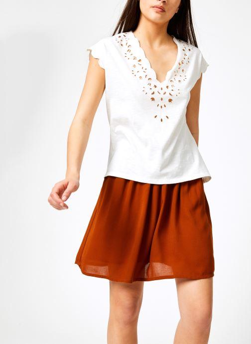 Vêtements Louizon T-shirt Fubay Beige vue droite