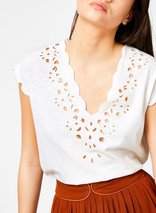 Vêtements Louizon T-shirt Fubay Beige vue détail/paire