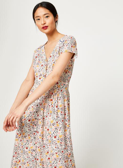Vêtements Louizon Robe Jotab Blanc vue détail/paire