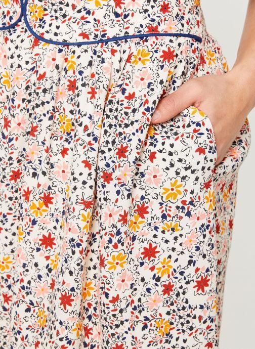 Vêtements Louizon Jupe JUJU Blanc vue face