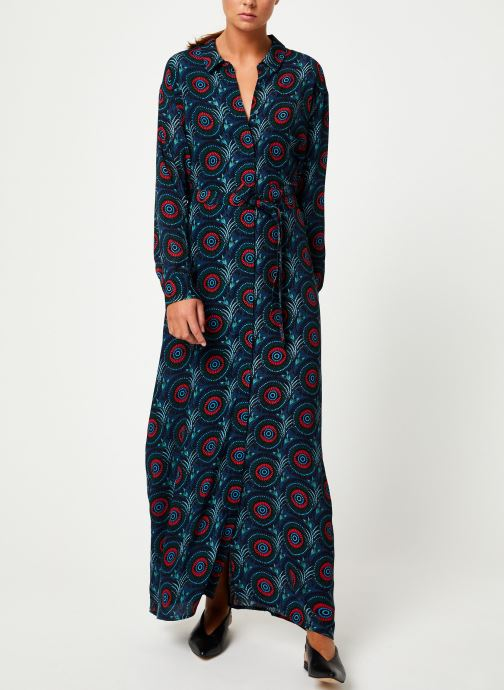 Vêtements Marie Sixtine DRESS MEGANE Bleu vue bas / vue portée sac
