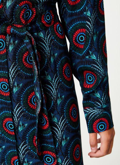 Vêtements Marie Sixtine DRESS MEGANE Bleu vue face
