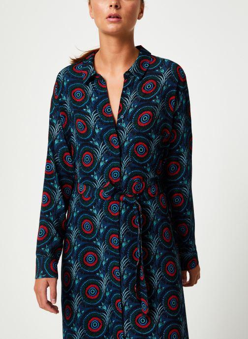 Vêtements Marie Sixtine DRESS MEGANE Bleu vue détail/paire