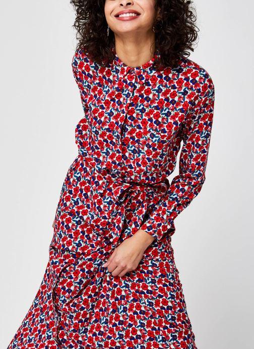 Kleding Marie Sixtine DRESS MEGANE Multicolor detail