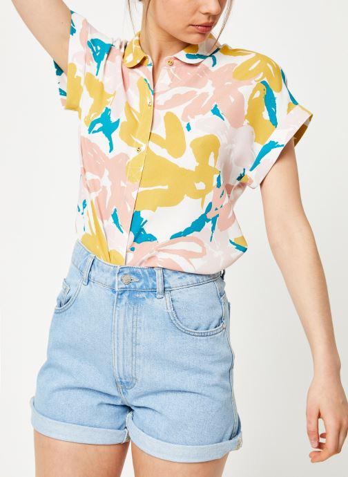 Vêtements Marie Sixtine SHIRT HELENE Rose vue détail/paire