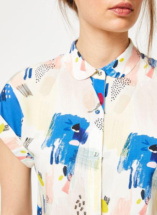 Vêtements Marie Sixtine SHIRT HELENE Multicolore vue face