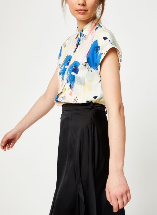 Vêtements Marie Sixtine SHIRT HELENE Multicolore vue droite