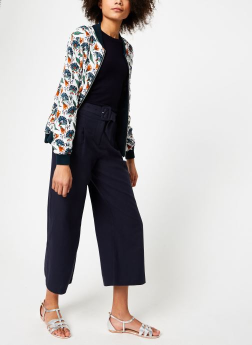 Vêtements Marie Sixtine JACKET ZOE Bleu vue bas / vue portée sac