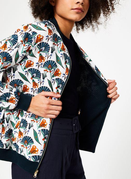 Vêtements Marie Sixtine JACKET ZOE Bleu vue détail/paire