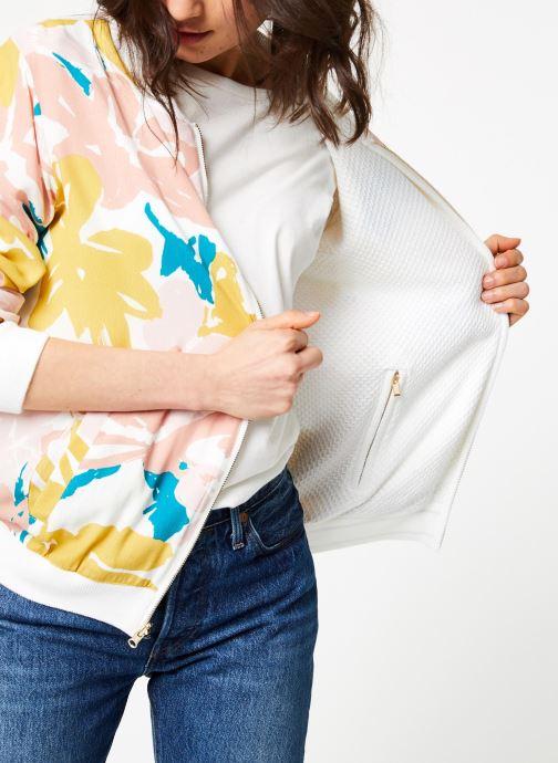 Vêtements Marie Sixtine JACKET ZOE Rose vue détail/paire