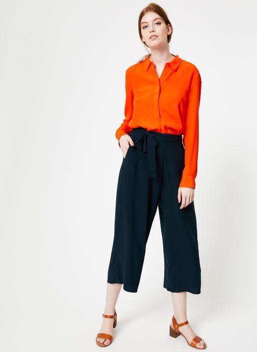 Vêtements Marie Sixtine SHIRT ASATI Rouge vue bas / vue portée sac
