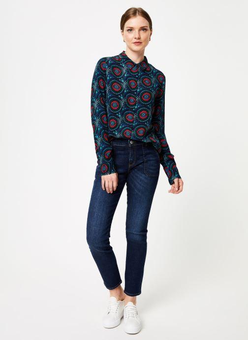 Vêtements Marie Sixtine SHIRT ASATI Bleu vue bas / vue portée sac