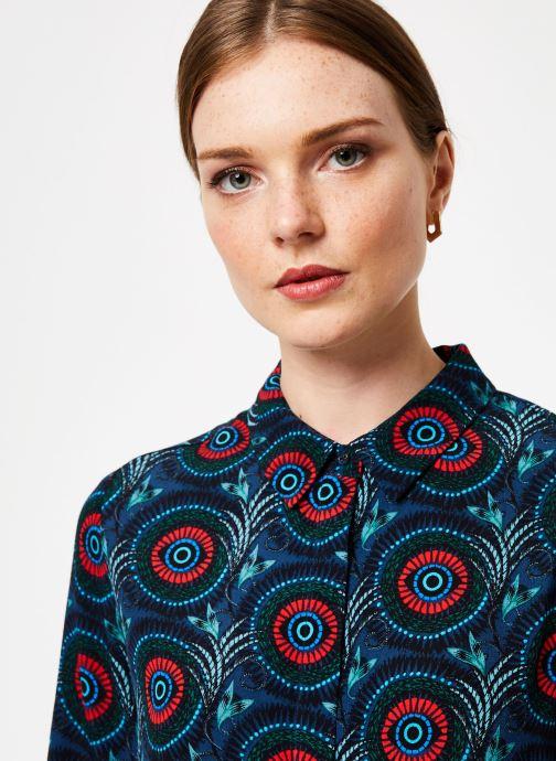 Vêtements Marie Sixtine SHIRT ASATI Bleu vue face