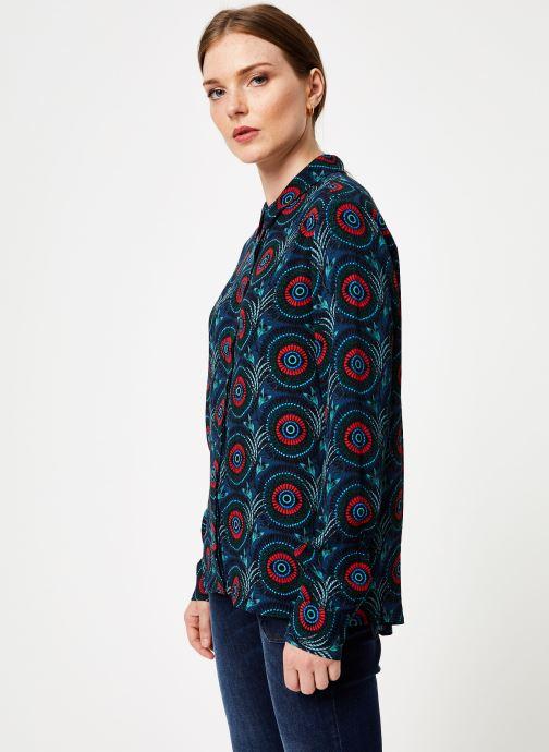 Vêtements Marie Sixtine SHIRT ASATI Bleu vue droite