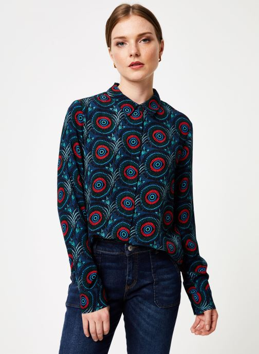 Vêtements Marie Sixtine SHIRT ASATI Bleu vue détail/paire