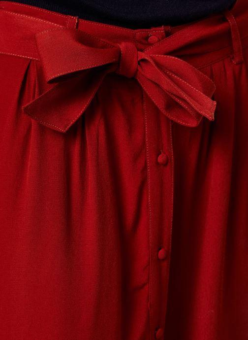 Vêtements Marie Sixtine SKIRT MISHA Rouge vue face
