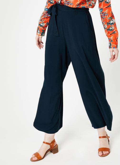 ef2df0762c Marie Sixtine PANTS SANDRO (Bleu) - Vêtements chez Sarenza (370254)