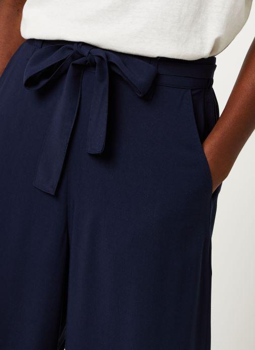 Vêtements Marie Sixtine PANTS SANDRO Bleu vue face