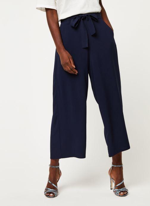 Vêtements Marie Sixtine PANTS SANDRO Bleu vue détail/paire