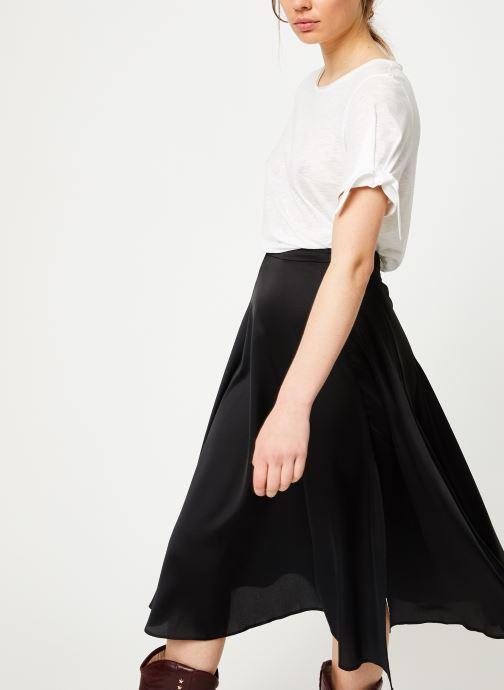 Vêtements Marie Sixtine TSHIRT SOLANGE Blanc vue détail/paire