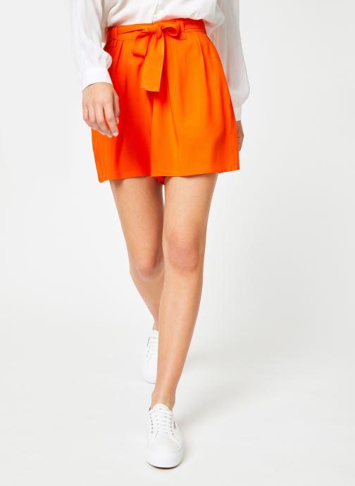 Vêtements Marie Sixtine SHORT SANDRA Orange vue détail/paire