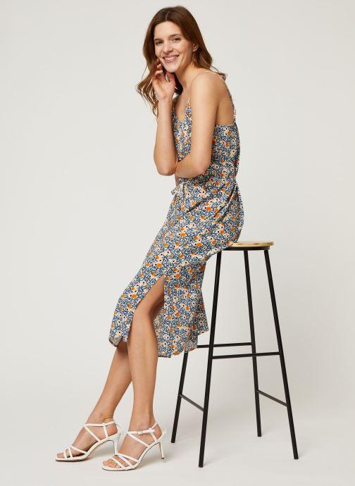 Marie Sixtine Robe midi - Dress Mallory (Multicolore) - Vêtements (439092)