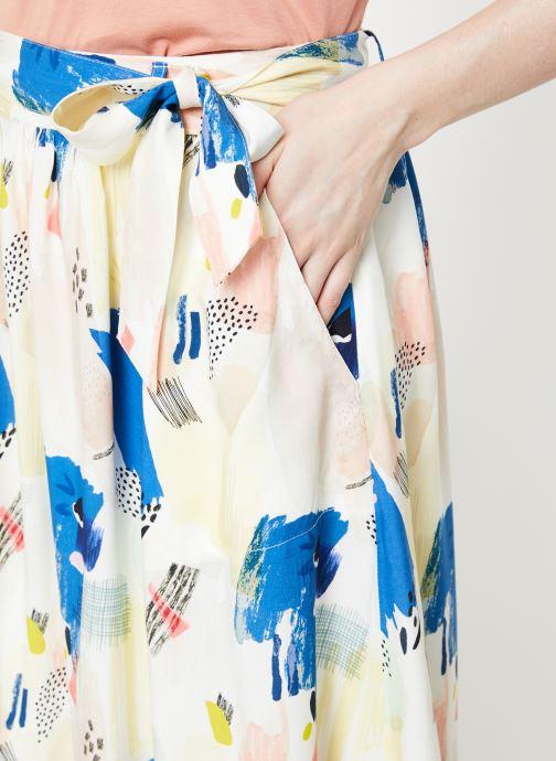 Vêtements Marie Sixtine SKIRT CELINE Multicolore vue face