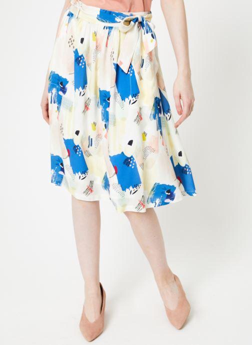 Vêtements Marie Sixtine SKIRT CELINE Multicolore vue détail/paire