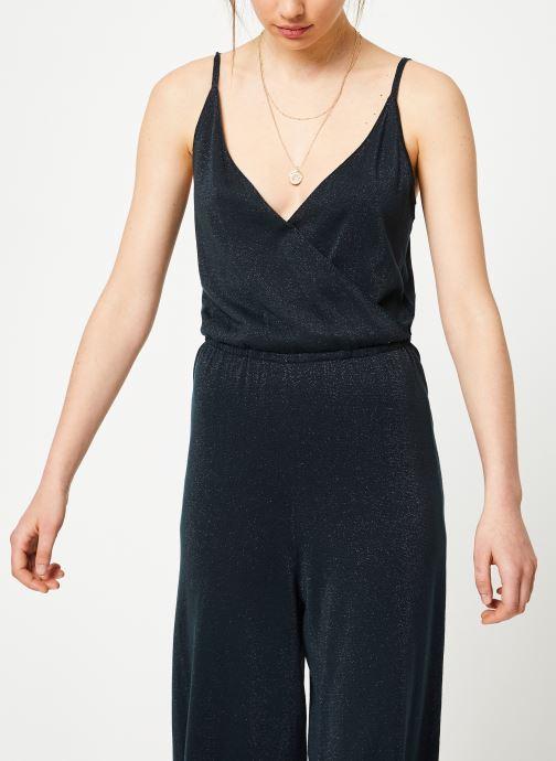 Vêtements Marie Sixtine JUMPSUIT LAURE Bleu vue détail/paire