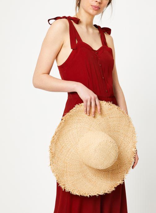 Vêtements Marie Sixtine JUMPSUIT MELODY Rouge vue droite