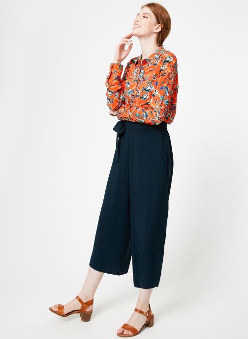 Vêtements Marie Sixtine SHIRT ANITA Orange vue bas / vue portée sac