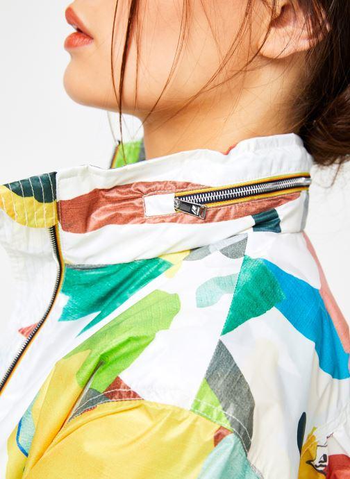 Vêtements K-Way  ARLETTE LIGHT SHIRT GRAPH Multicolore vue face