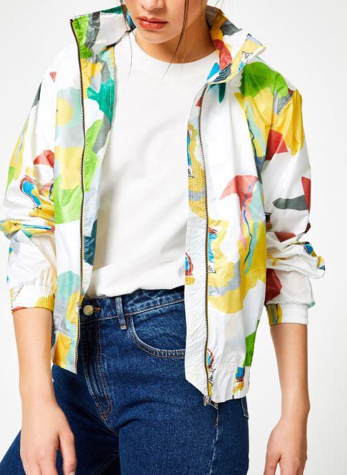 Vêtements K-Way  ARLETTE LIGHT SHIRT GRAPH Multicolore vue droite