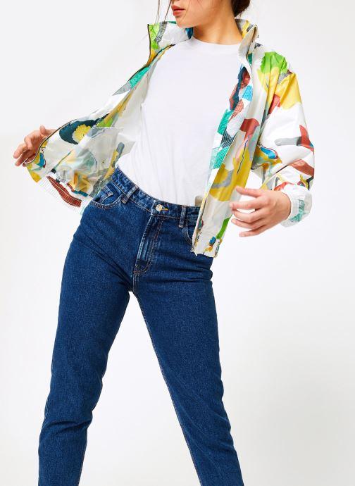 Vêtements K-Way  ARLETTE LIGHT SHIRT GRAPH Multicolore vue détail/paire