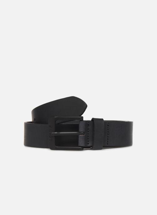 Cinturones Levi's Free Metal Negro vista de detalle / par