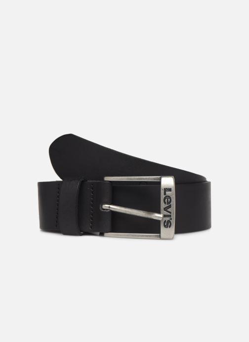 Cinturones Levi's New Duncan Negro vista de detalle / par